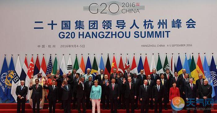 G20峰会治理大气污染,空气源热泵被大力推广