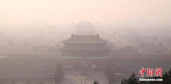 北京雾霾又亮起红色警示,空气能热泵采暖能降多少?