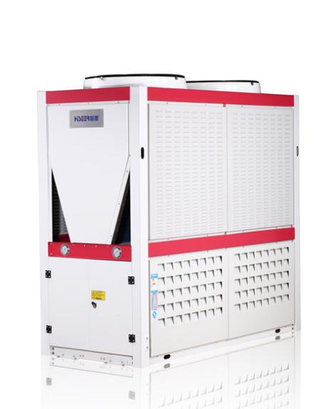 低温喷气增焓技术彻底解决风冷热泵机组冬季制热难题
