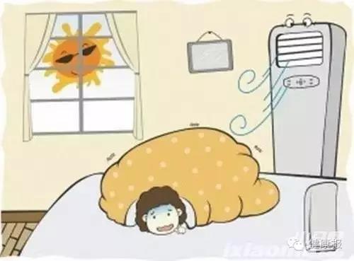 """办公室冷气太足?教你几招预防""""空调腿"""""""