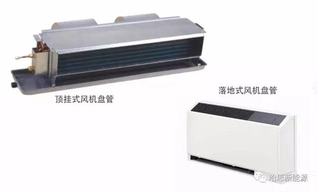 空气源热泵系统介绍