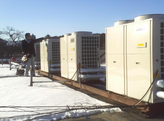 热泵机组该如何保养及维护?