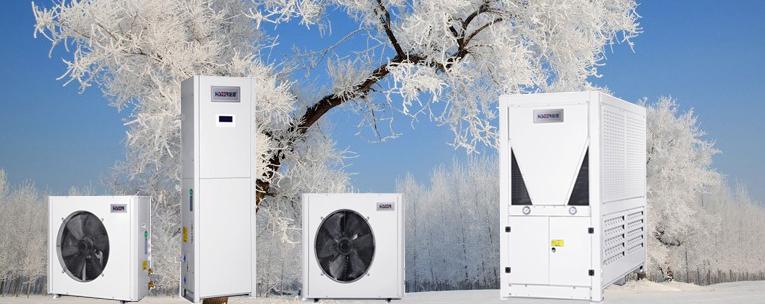 空气源热泵行业市场未来进入高速发展期