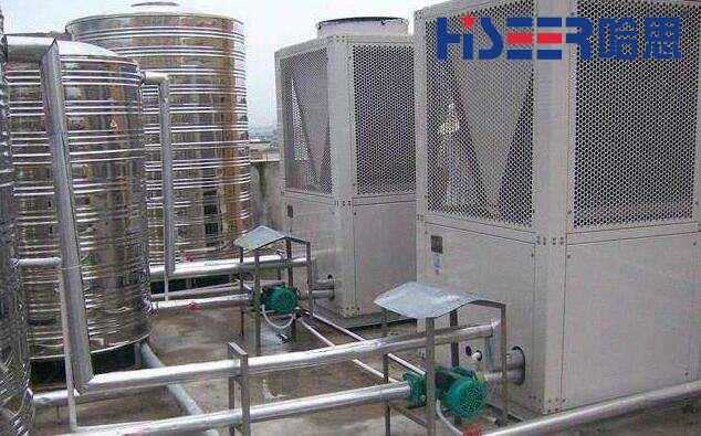 哈思空气能热泵 -25℃低温运行稳定