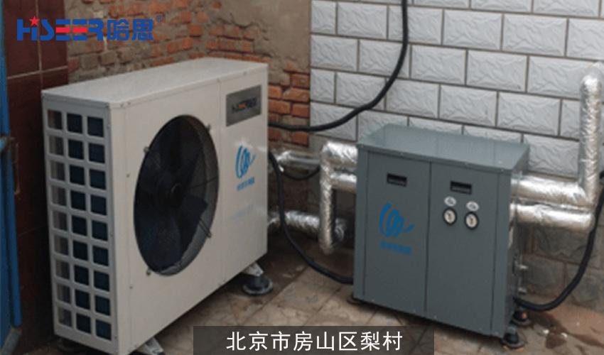 北京市房山区梨村 工程案例
