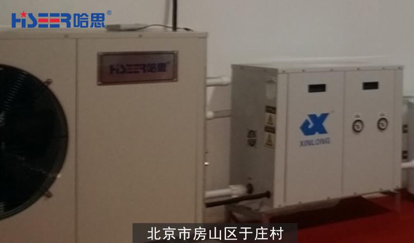 北京市房山区于和村工程案例