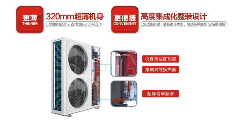 空气能热泵为什么要做降噪处理