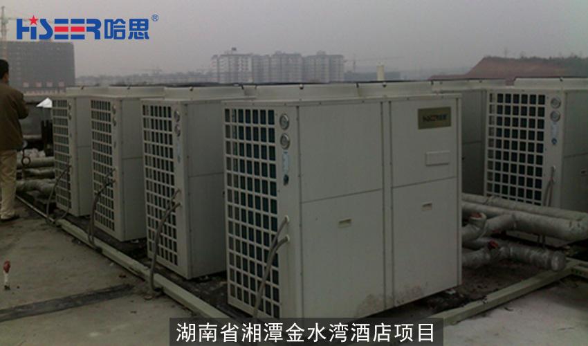 湖南省湘潭金水湾项目案例