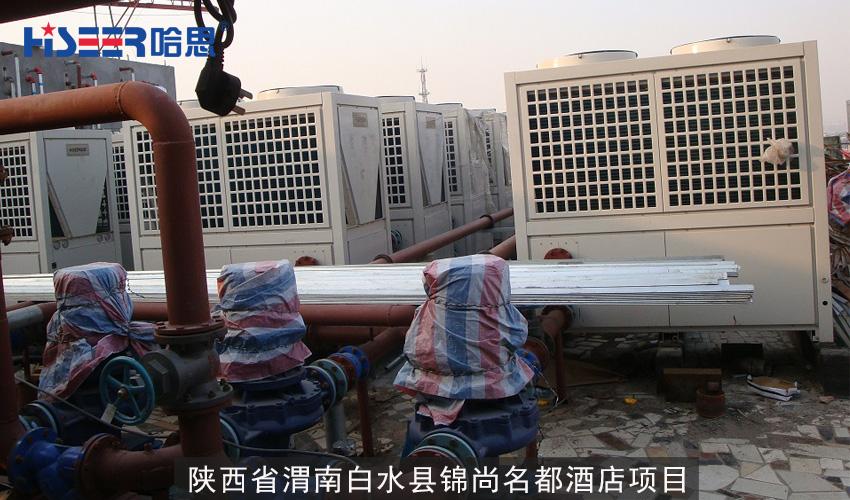 """012年陕西省白水县锦尚明都酒店及公寓和商业项目"""""""